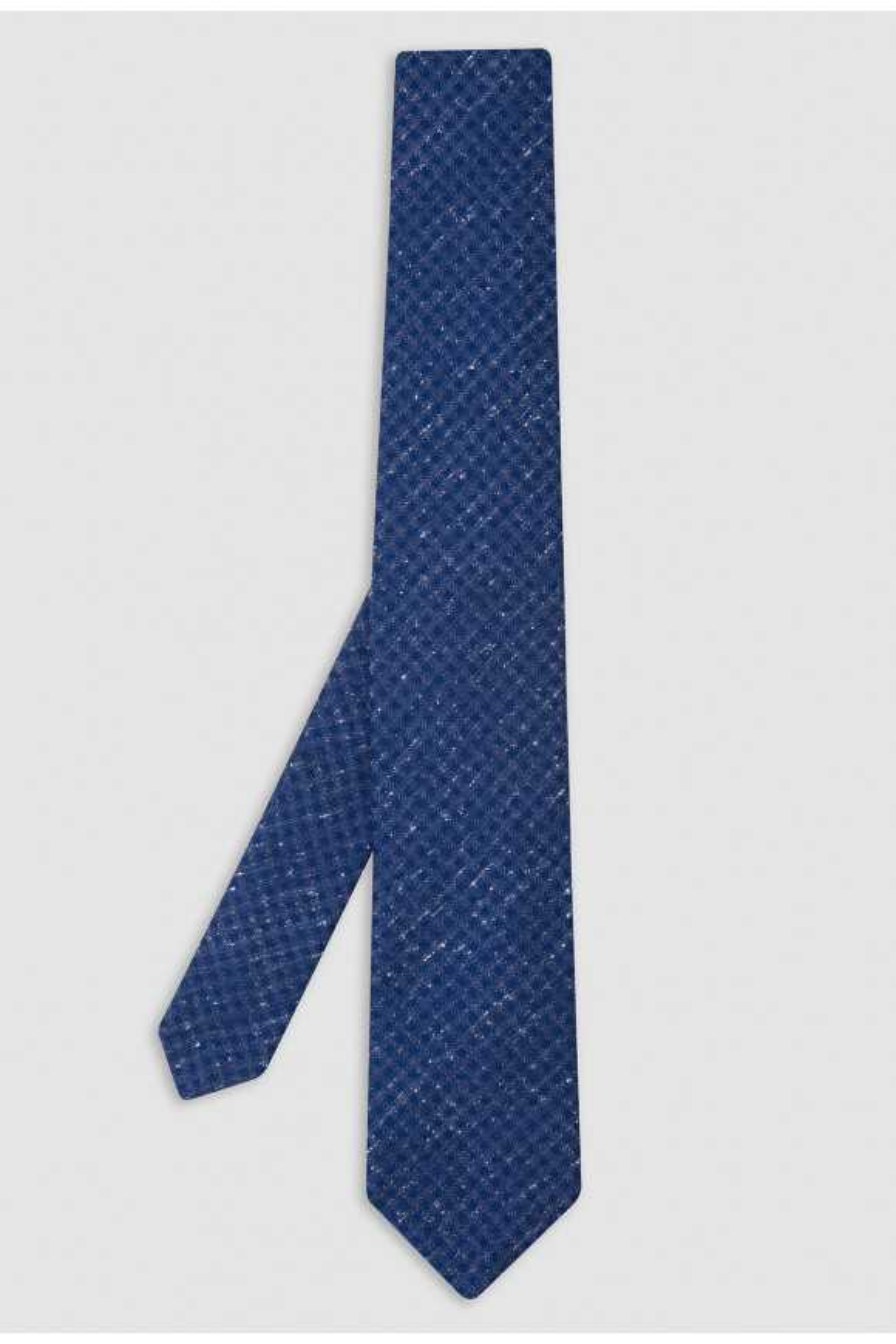 Cravate Bleu Soie