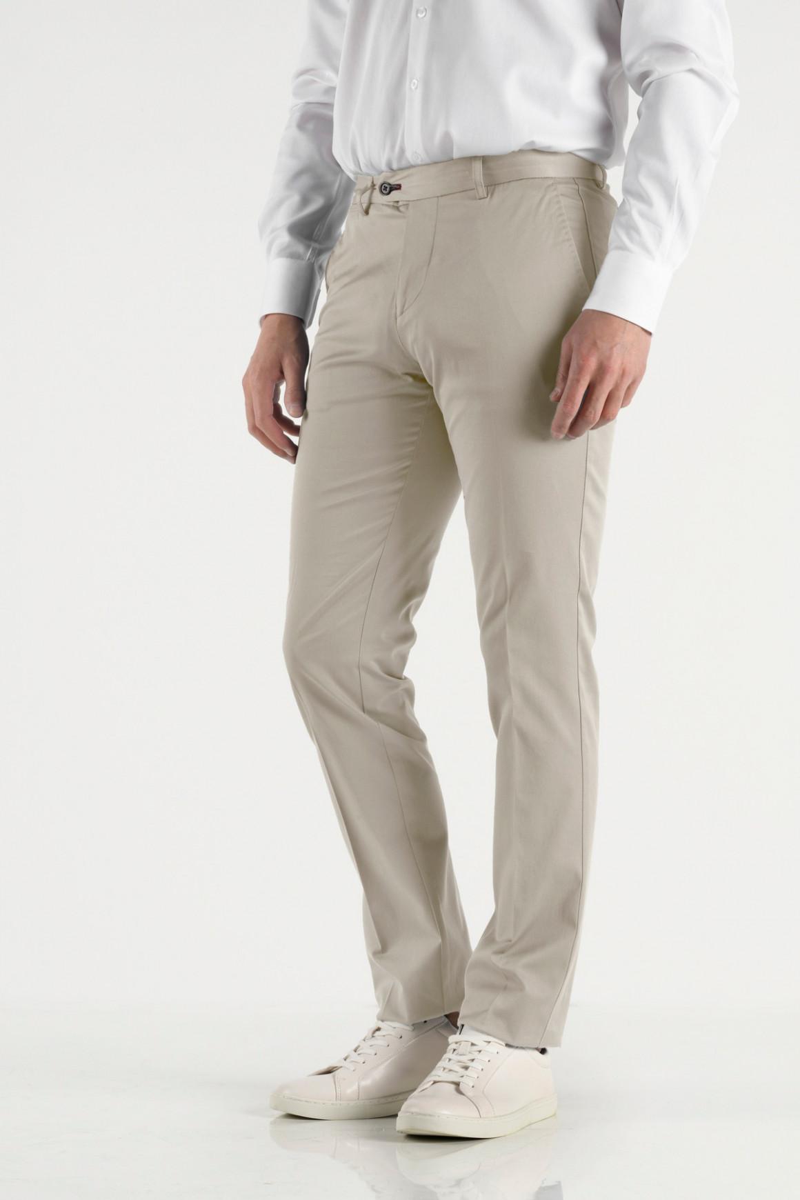 Pantalon VILLE BEIGE