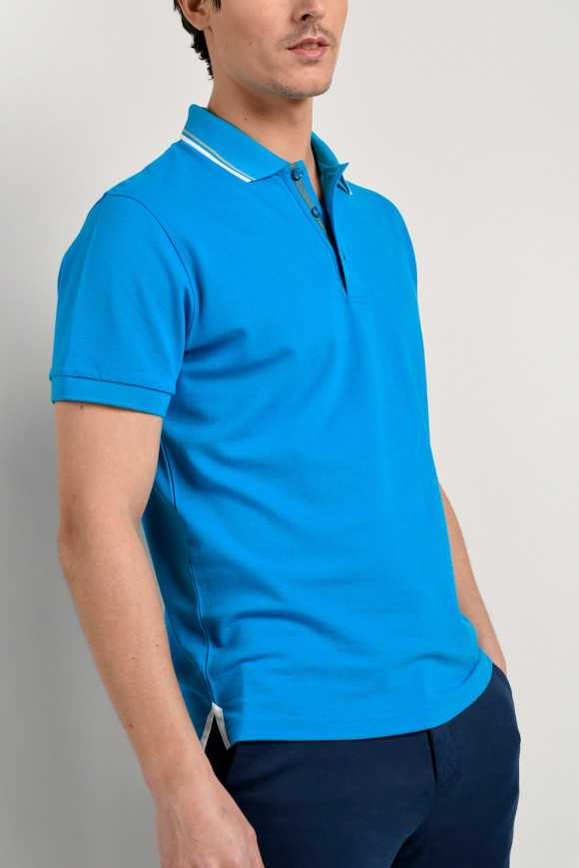 Polo Biarritz Turquoise