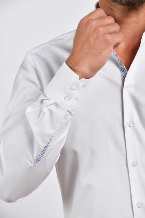 Chemise Riviera blanche