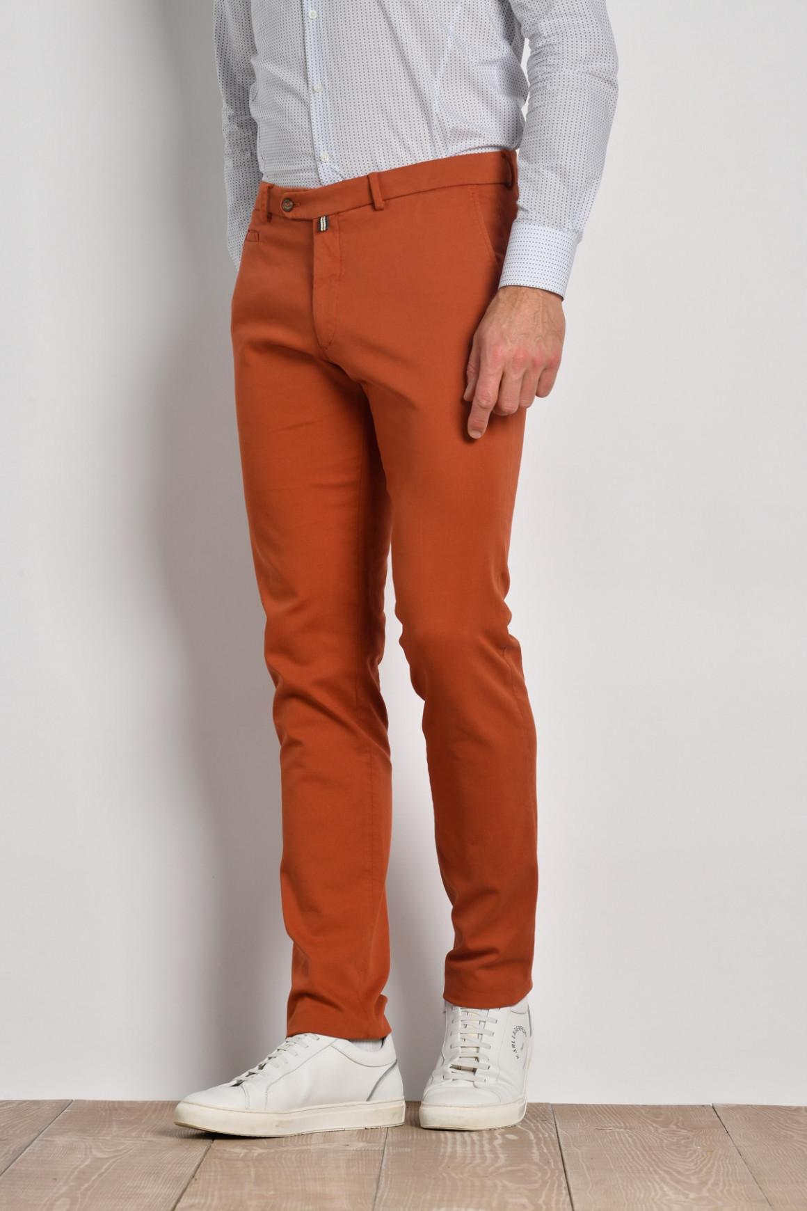 PANTALON 'ALIX' Orange