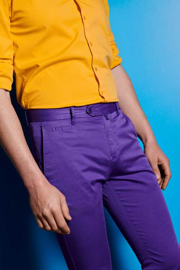 Pantalon Riviera Violet