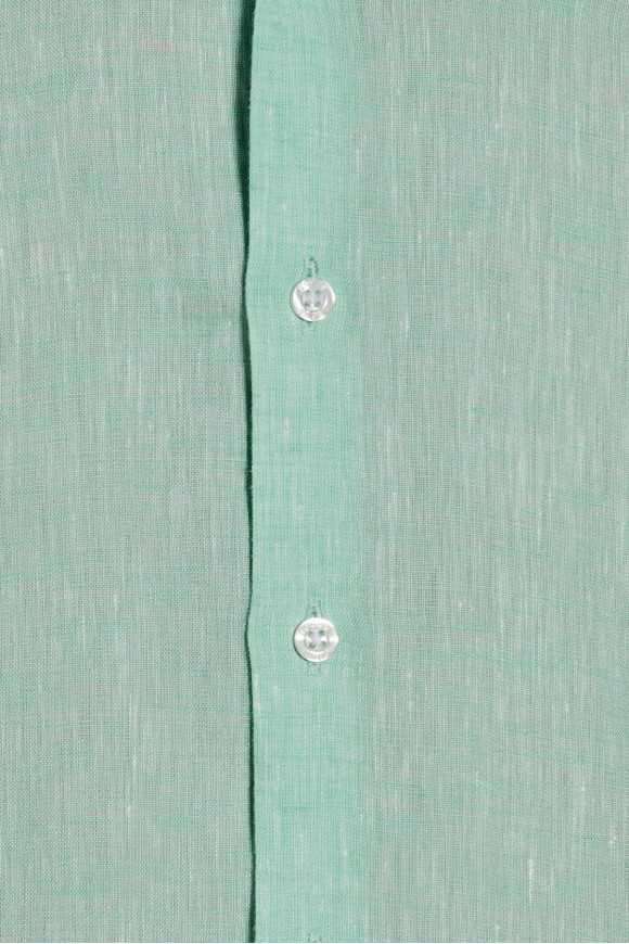 Chemise Riviera lin Vert