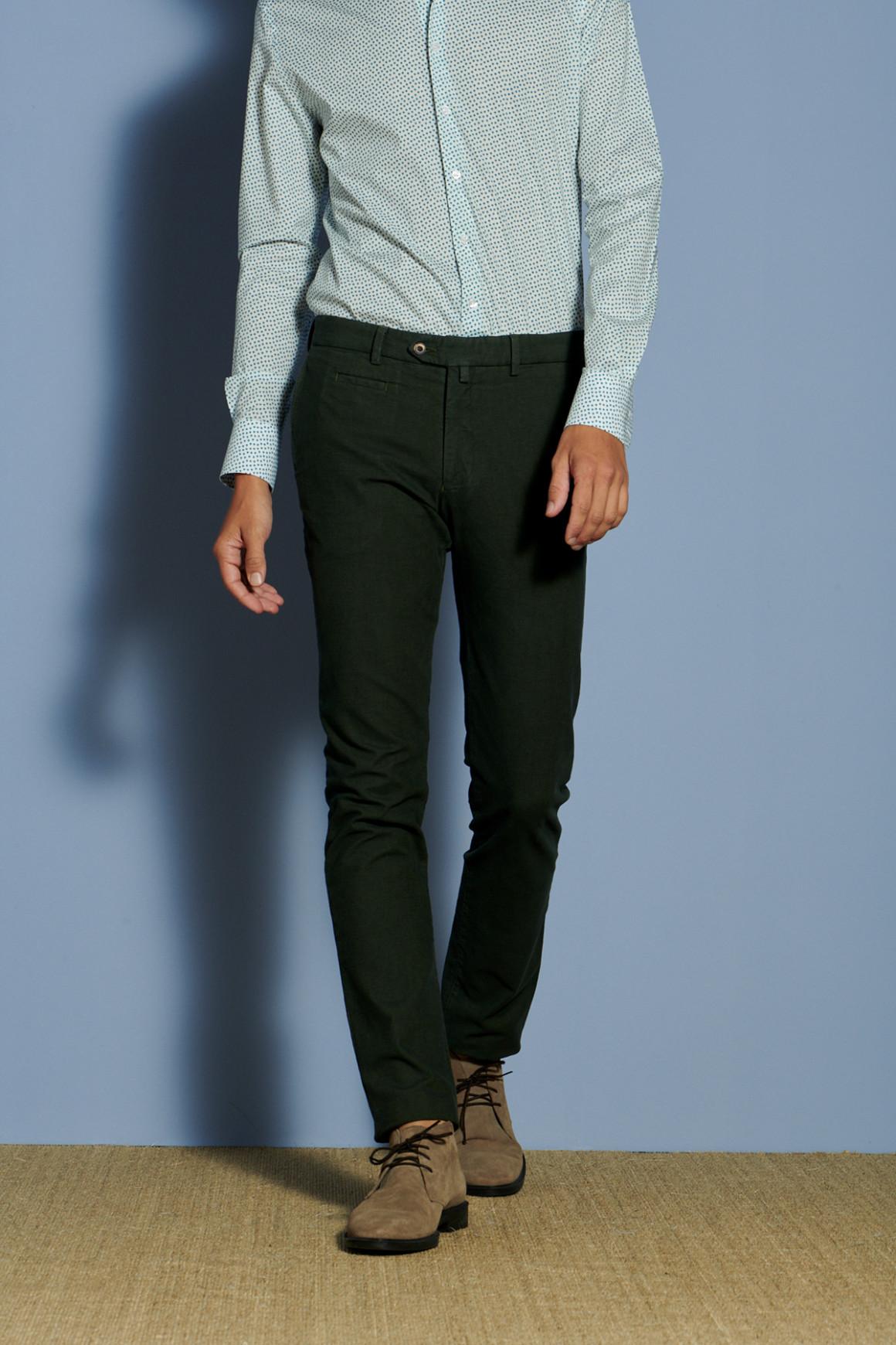 Pantalon Arthur1 Vert...
