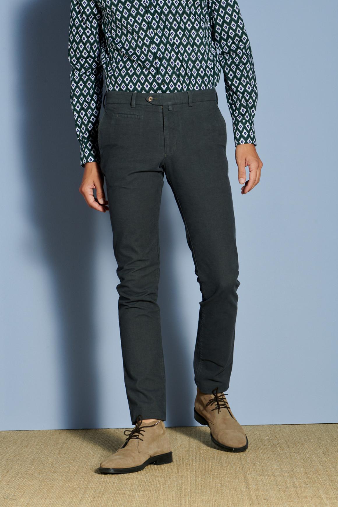 Pantalon Arthur1 Taupe