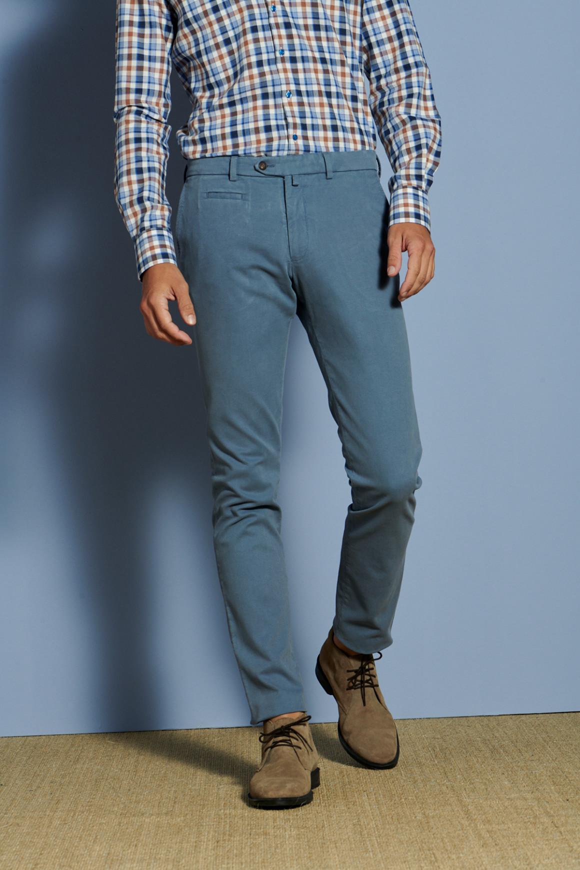 Pantalon Arthur3 Bleu gris