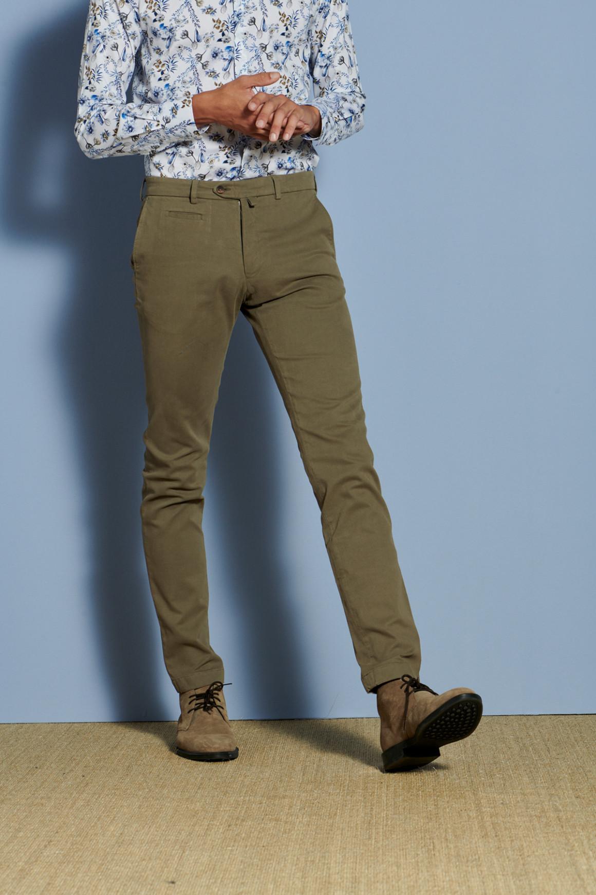 Pantalon Arthur3 Chataigne