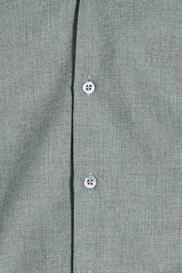 Chemise Casual Gris