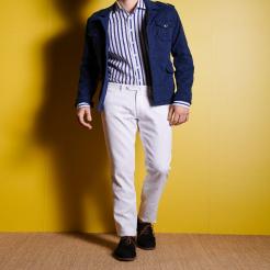 Lino = pantalon pensé pour une vestibilité et un confort optimal par temps chaud 🌞  #pantalon #saisonestivale #lino #nodus #ete2021 #nodusparis #menswear #menfashion #linen #naturalfibers